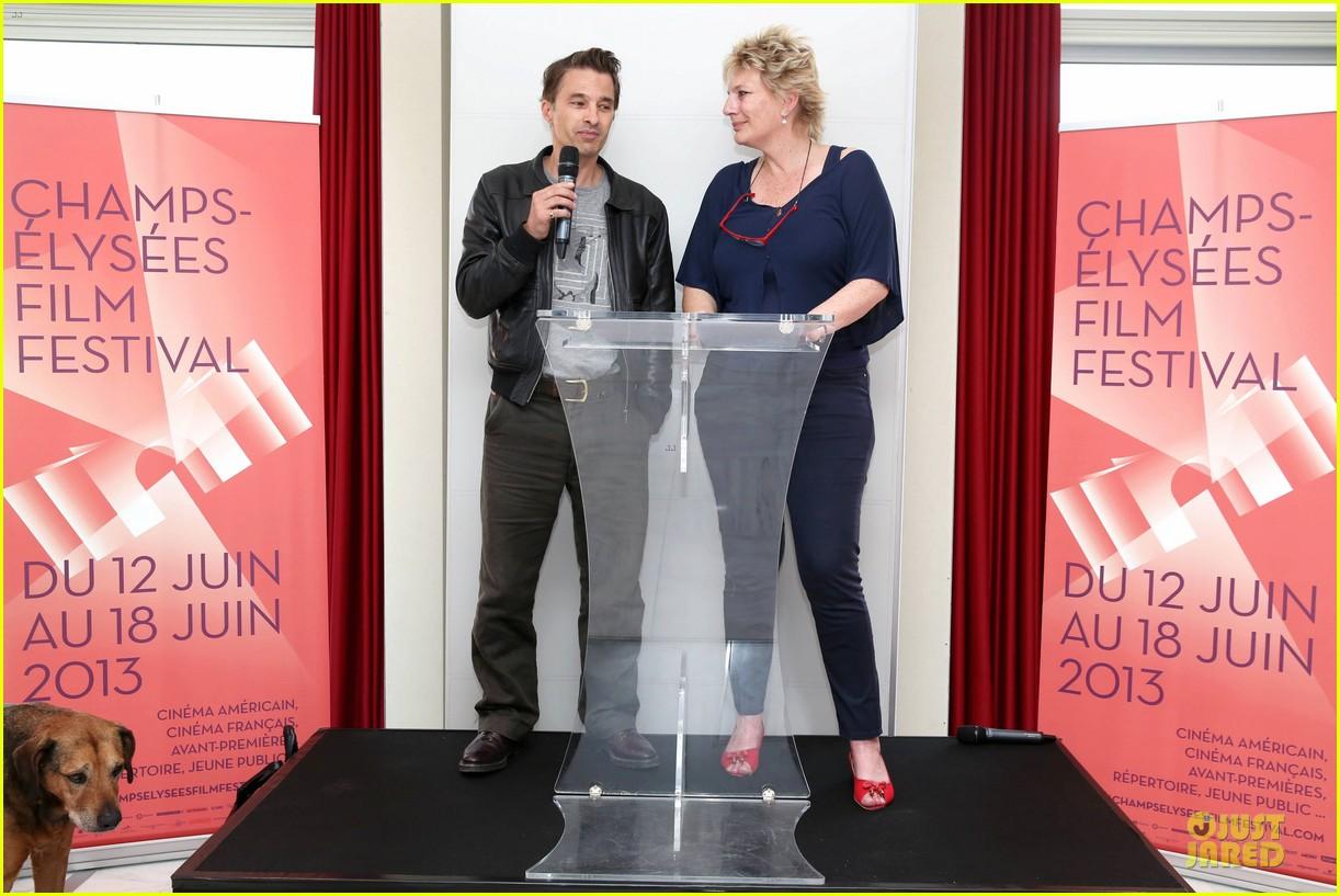 olivier martinez champs elysees film festival president 032859323