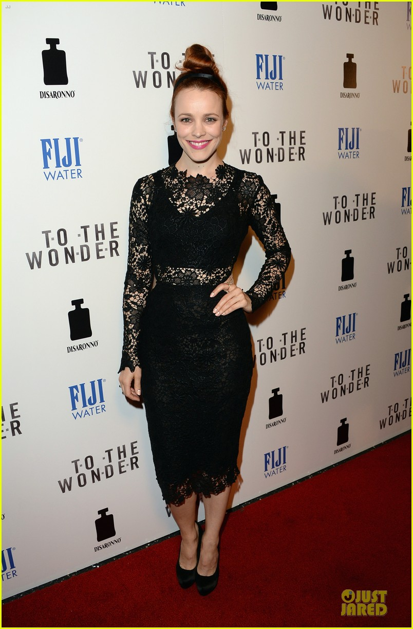 rachel mcadams olga kurylenko to the wonder premiere beauties 012846503