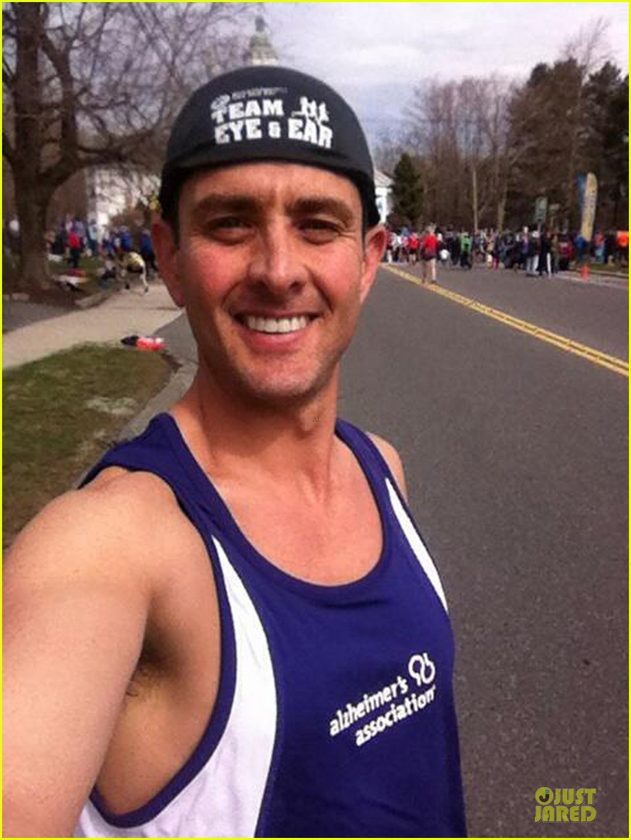 joey mcintyre missed boston marathon explosion by minutes 022850831