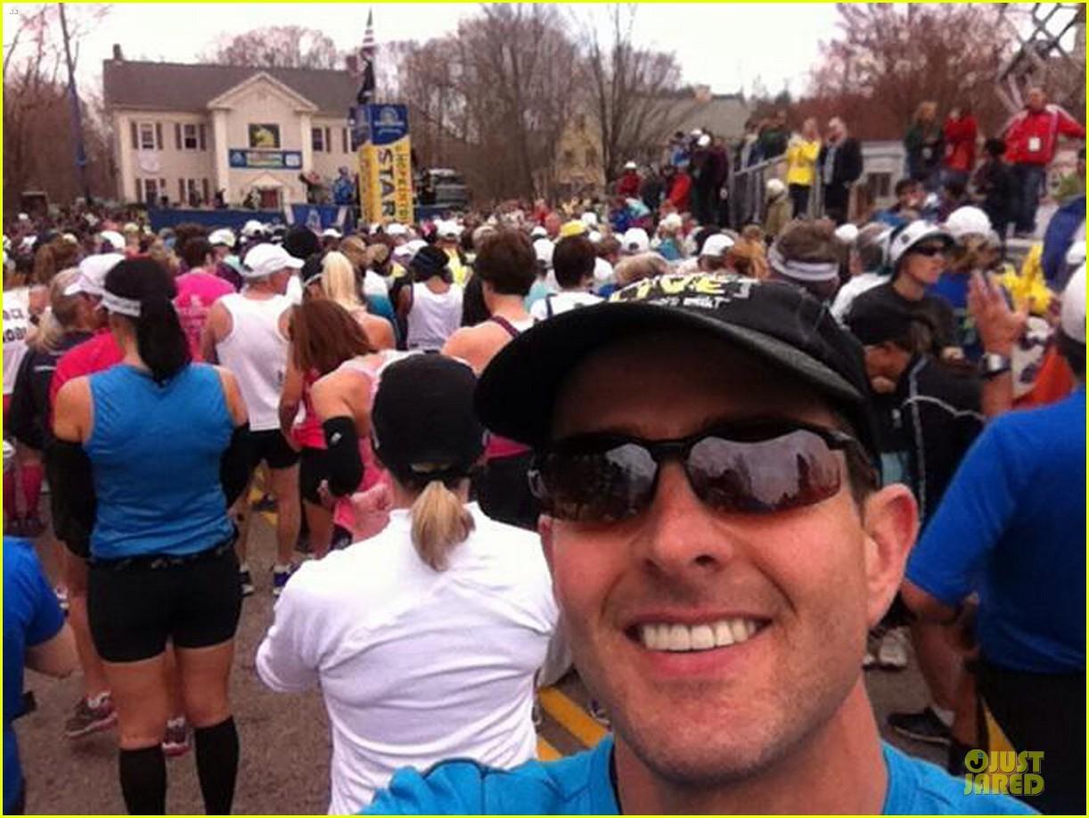 joey mcintyre missed boston marathon explosion by minutes 032850832