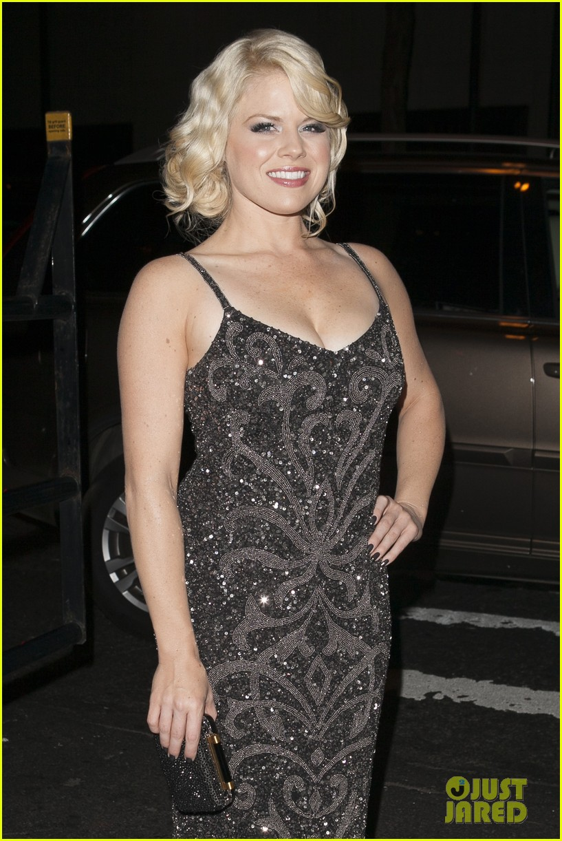 megan hilty aaron tveit jekyll hyde opening night 082853636