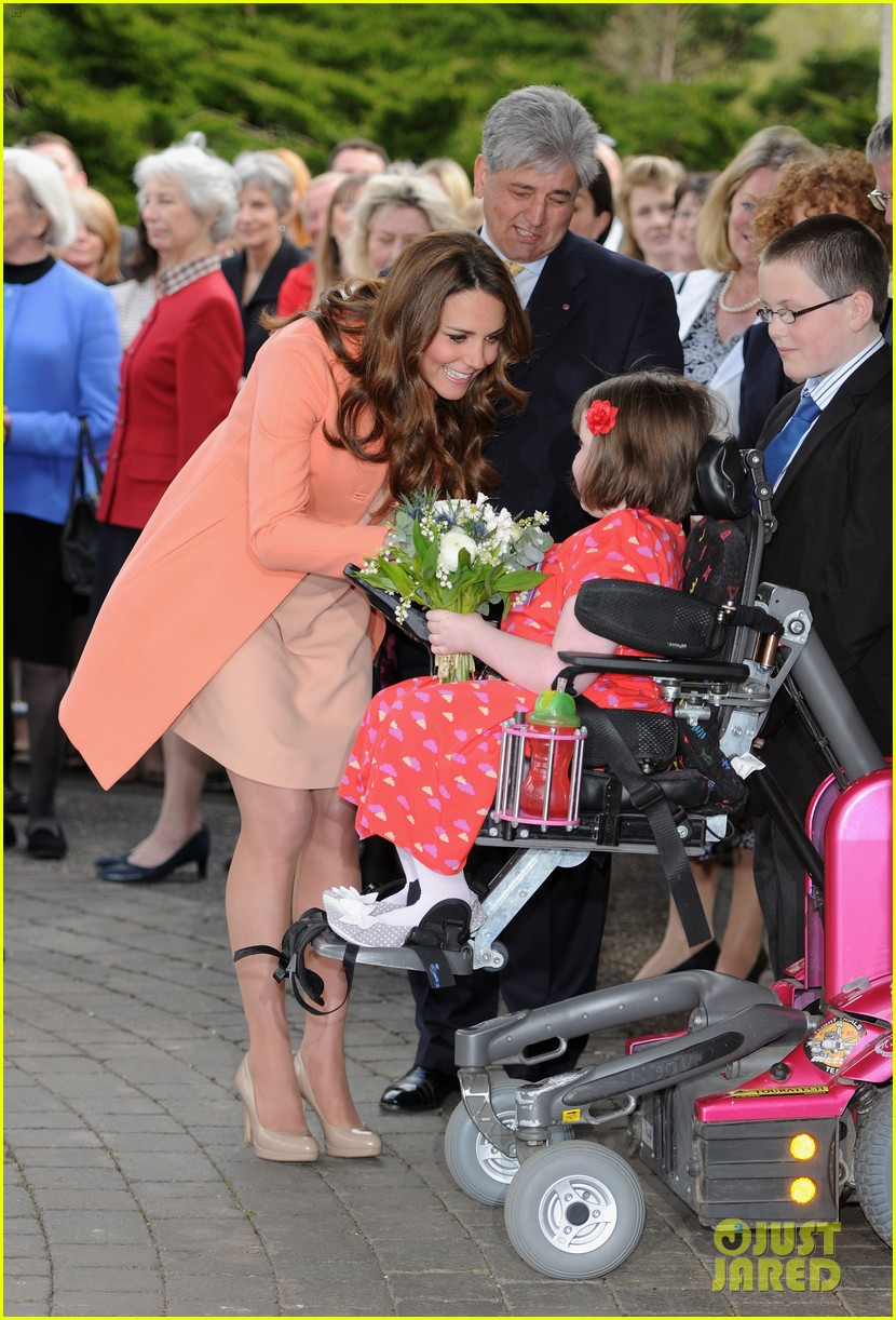 kate middleton visits naomi house speaks in recorded video 062860502