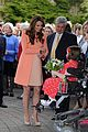 Photo 16 of Kate Middleton Visits Naomi House, Speaks in Recorded Video