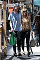 sienna miller tom sturridge west village lunch lovebirds 13