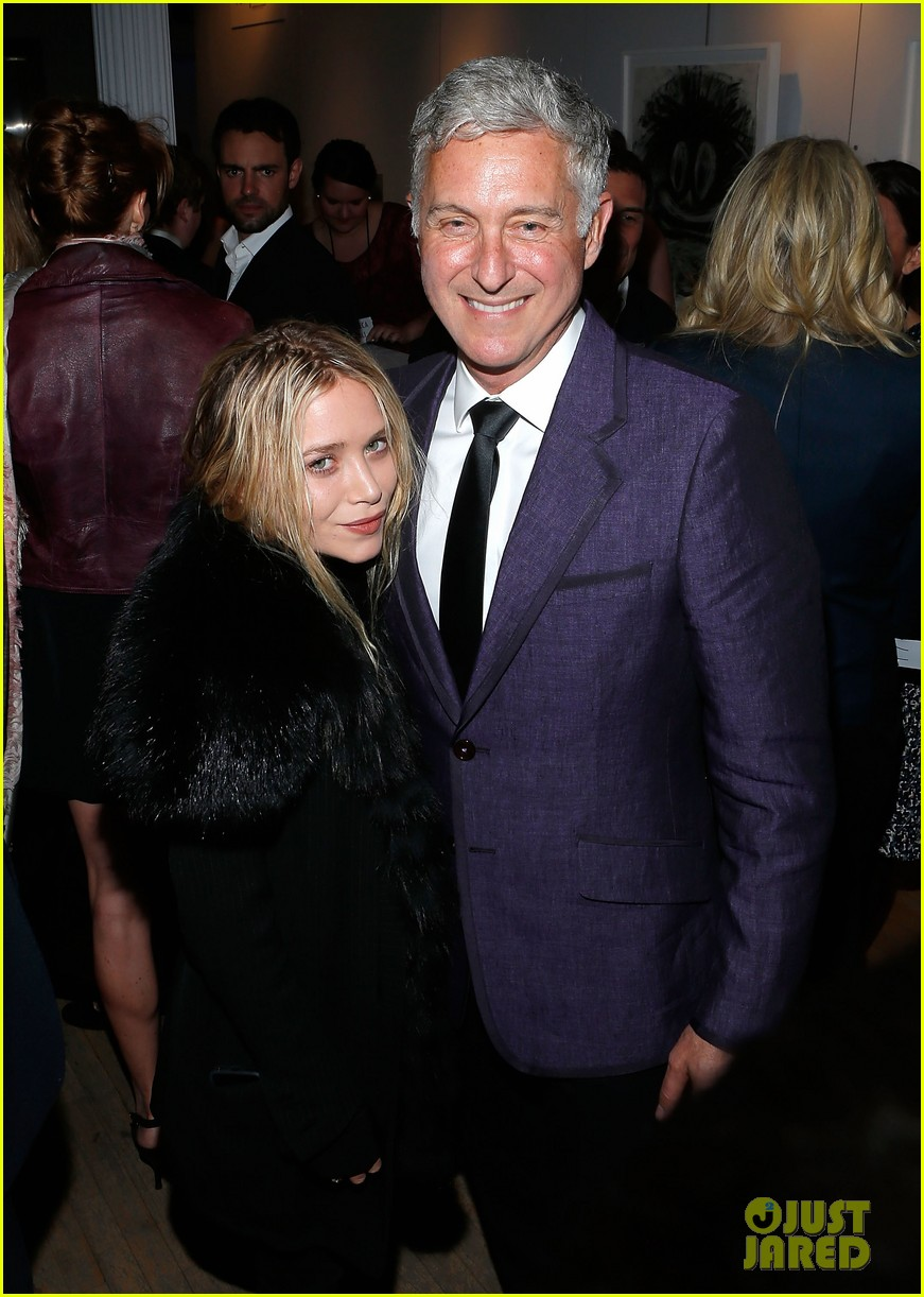 mary kate olsen tribeca ball attendee 042846156