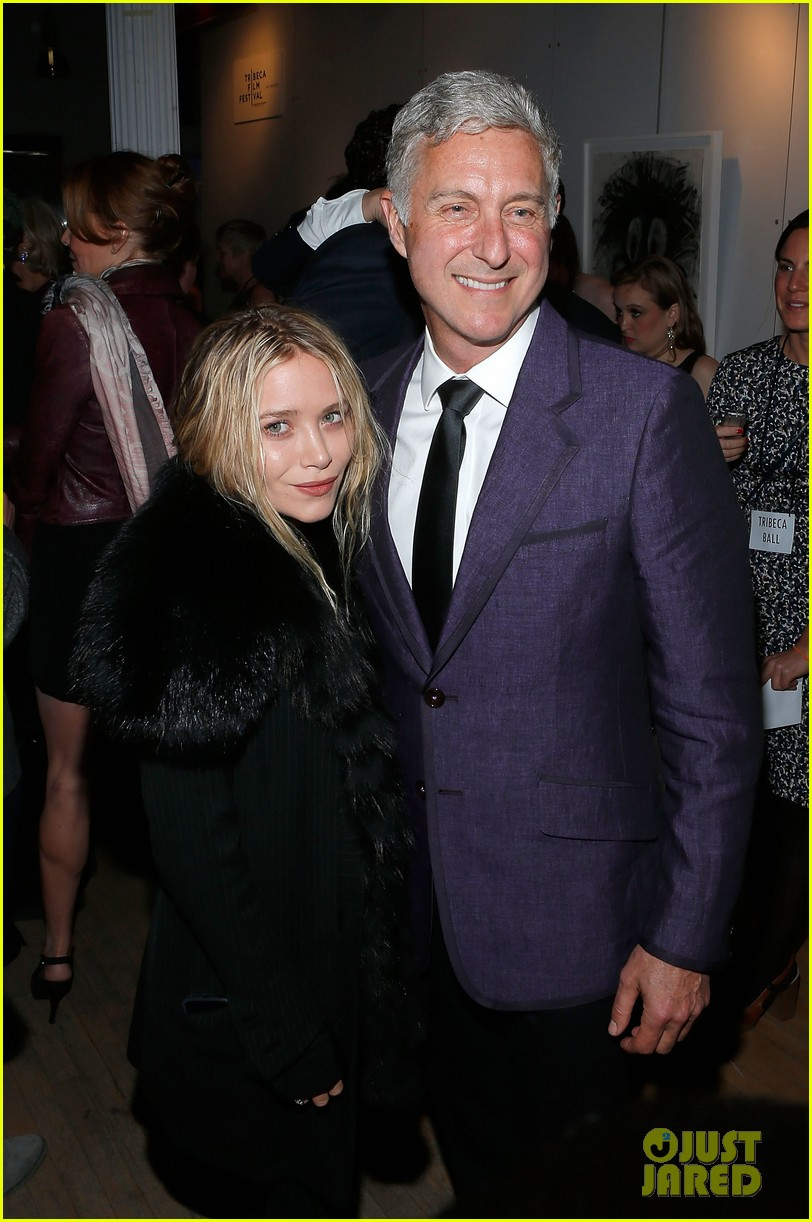 mary kate olsen tribeca ball attendee 052846157