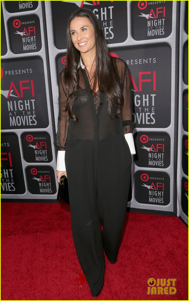 demi moore cher afi night at the movies event 012857641
