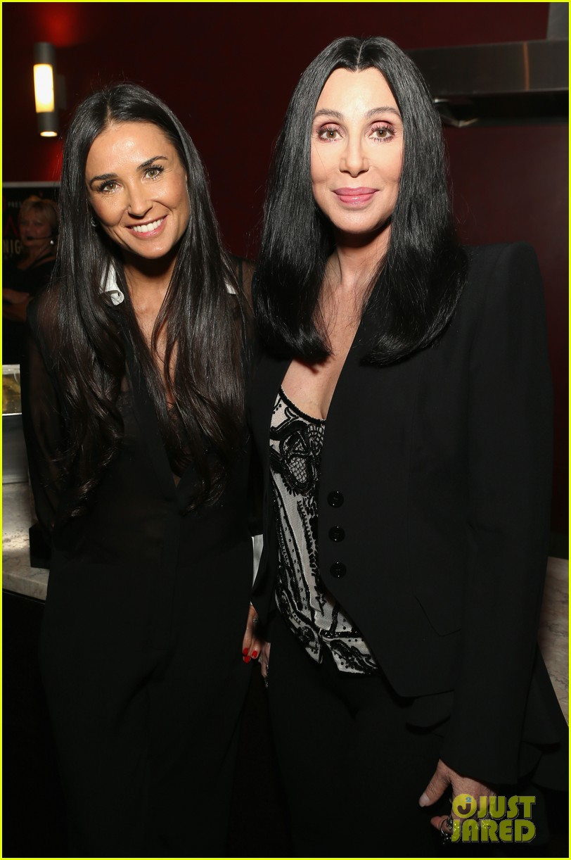 demi moore cher afi night at the movies event 042857644
