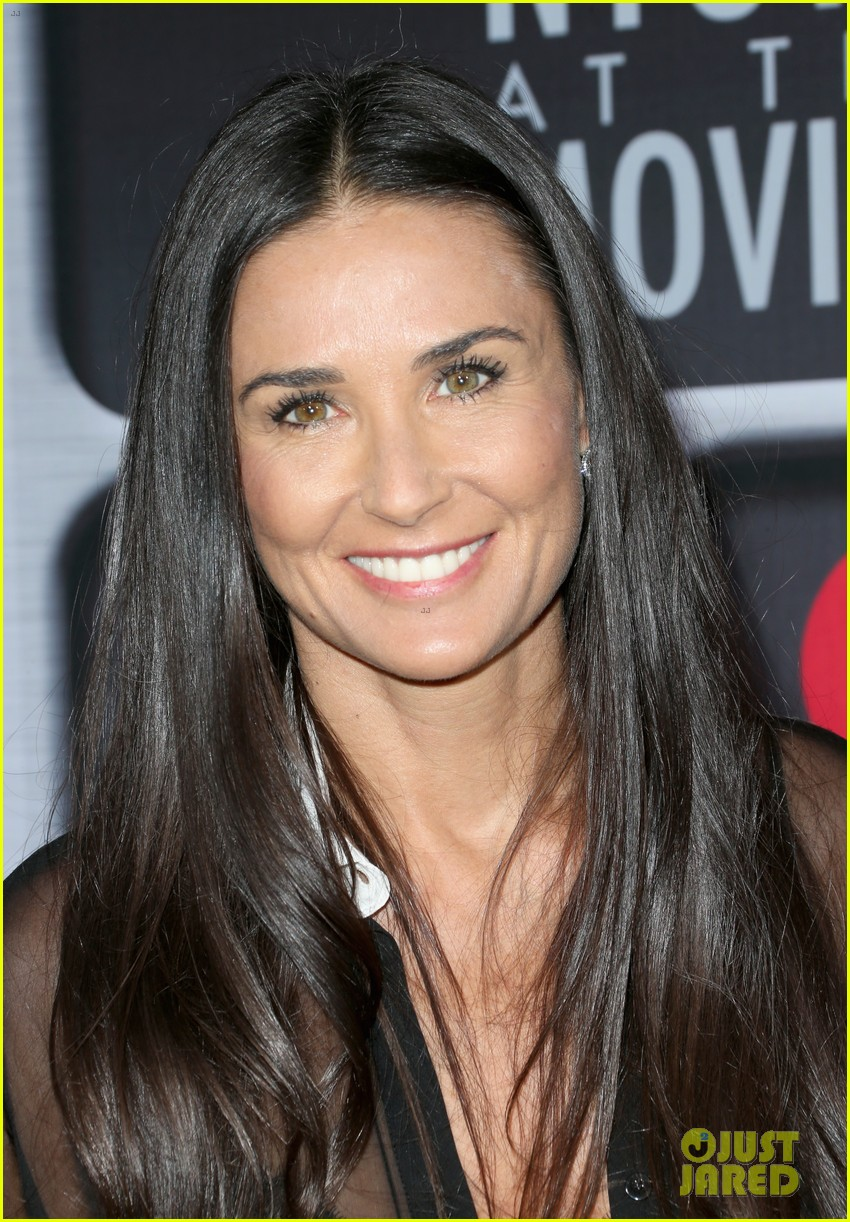 demi moore cher afi night at the movies event 152857655