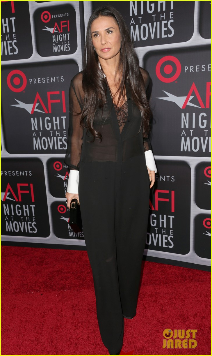 demi moore cher afi night at the movies event 162857656