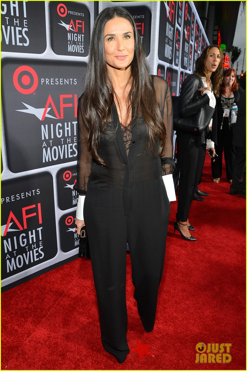 demi moore cher afi night at the movies event 242857664