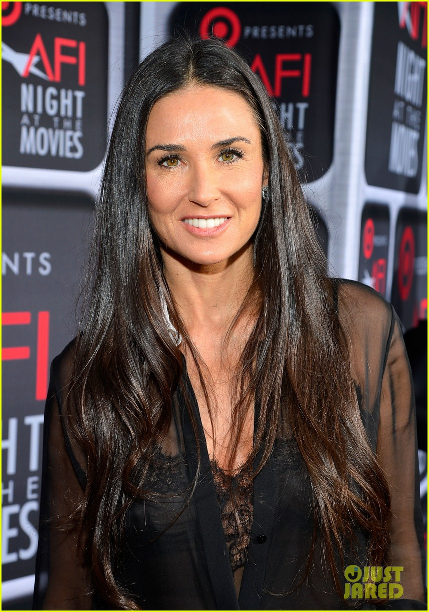 demi moore cher afi night at the movies event 272857667