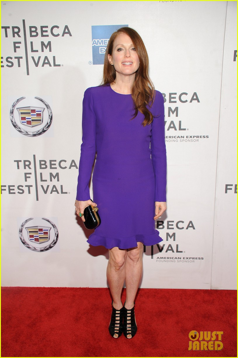 julianne moore english teacher tribeca premiere 062859062