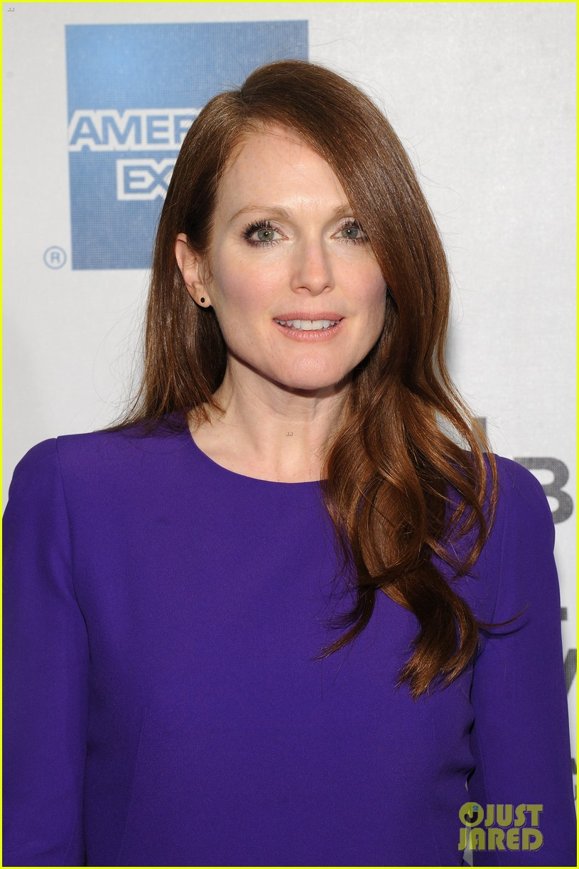 julianne moore english teacher tribeca premiere 092859065