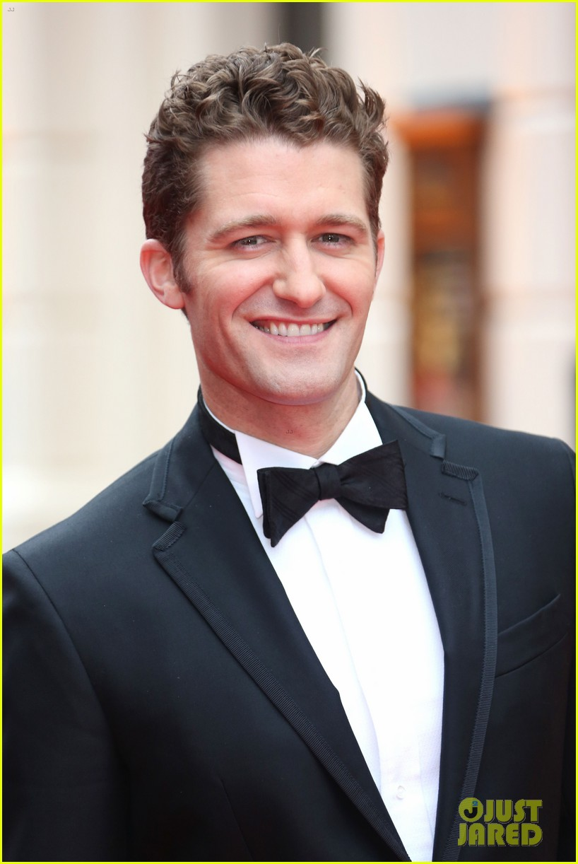 matthew morrison performs west side story at olivier awards 192860433