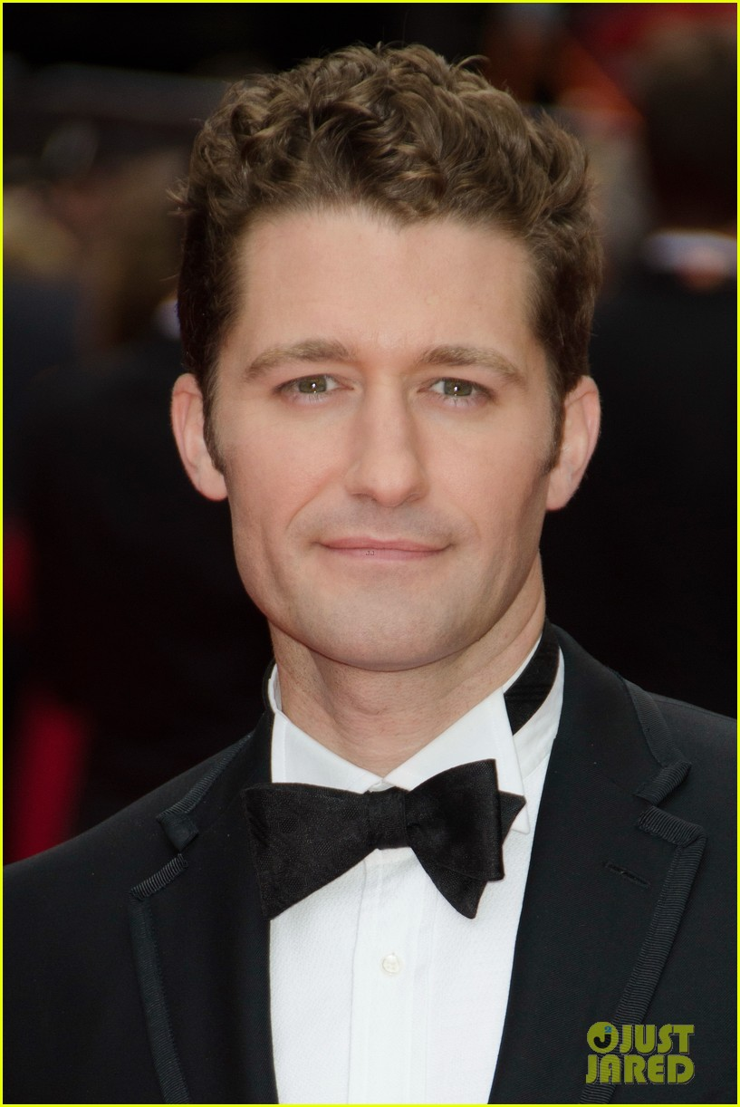 matthew morrison performs west side story at olivier awards 20