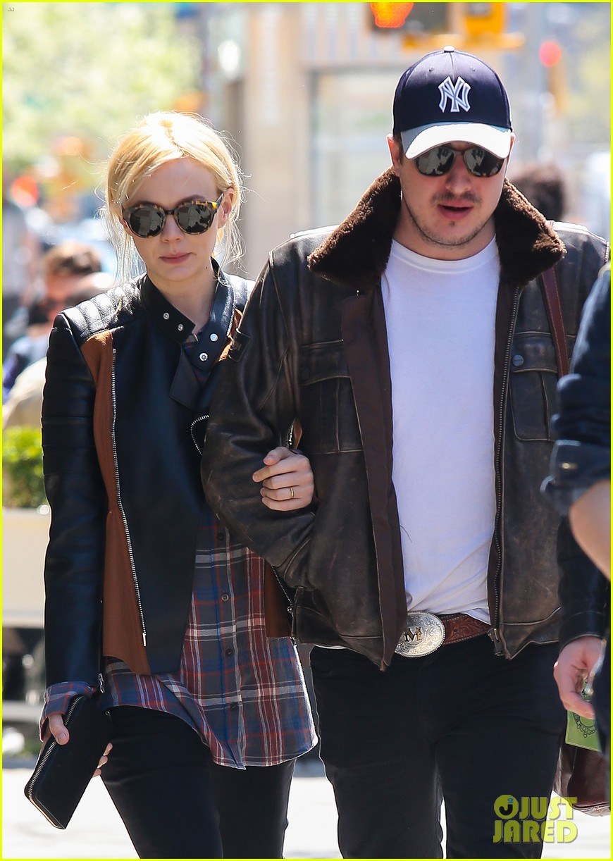 carey mulligan marcus mumford east village twosome 072857803