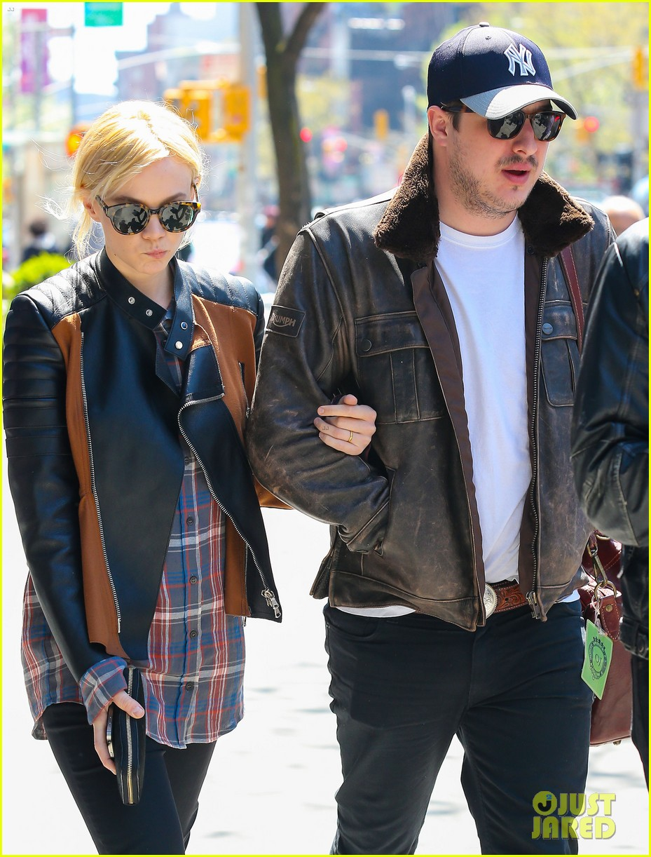 carey mulligan marcus mumford east village twosome 092857805