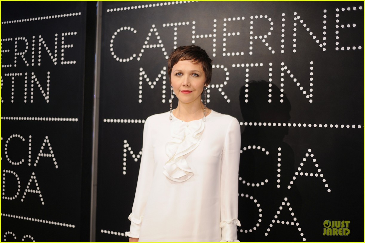 carey mulligan tobey maguire gatsby exhibition opening cocktail party 062861488