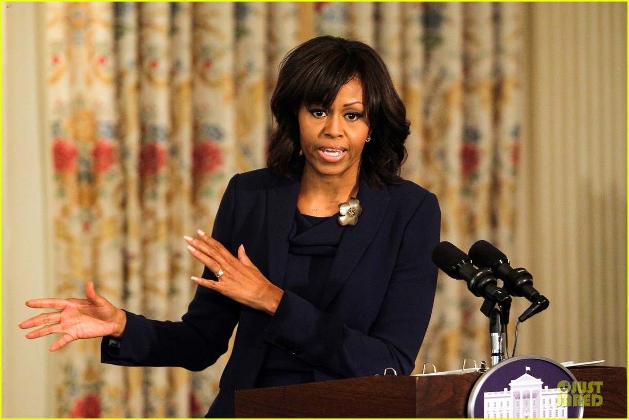michelle obama im tripping out on harrison ford 022842160