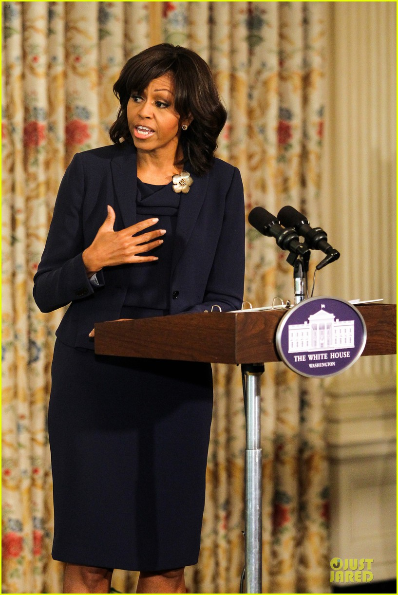 michelle obama im tripping out on harrison ford 032842161