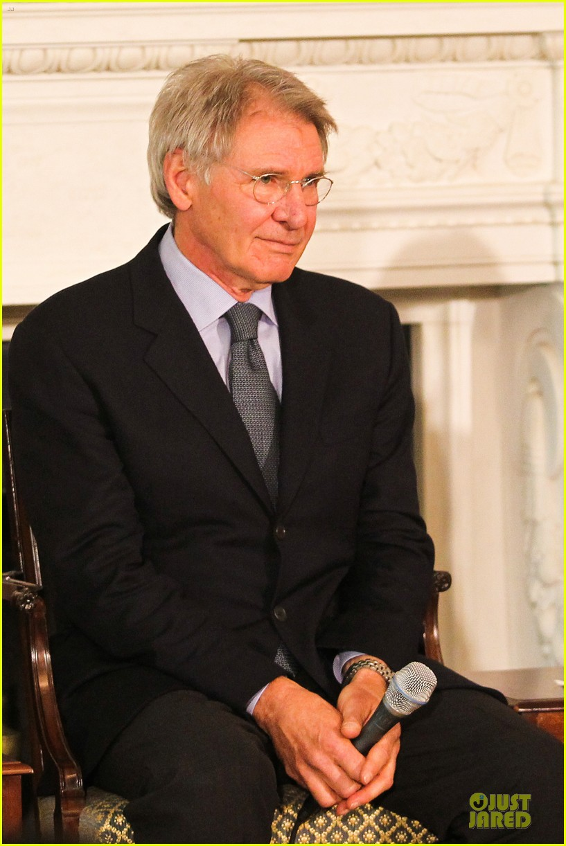 michelle obama im tripping out on harrison ford 272842185