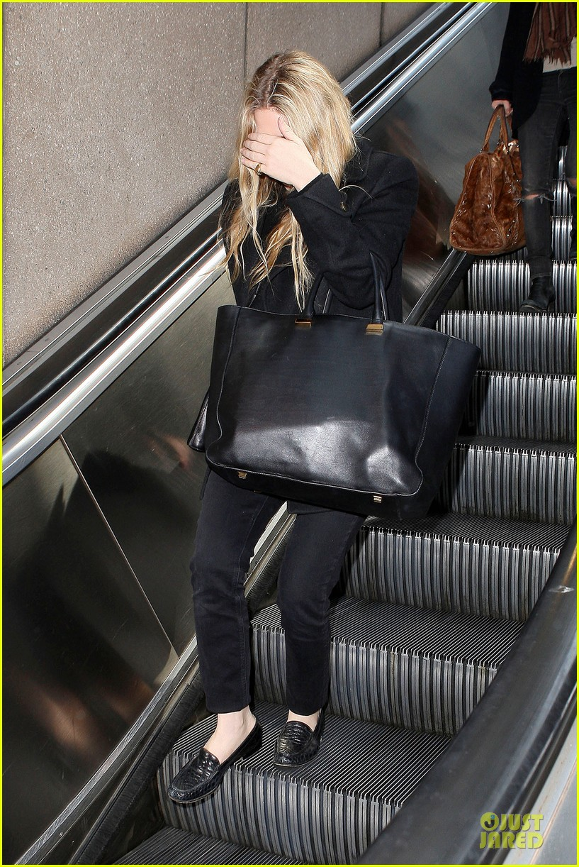 mary kate and ashley olsen chateau marmont hotel exit 11