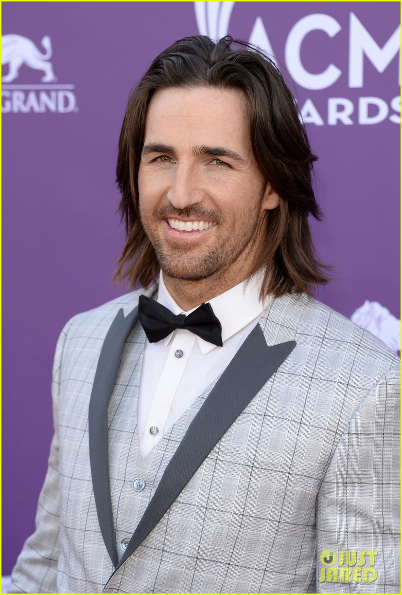 jake owen eric church acm awards 2013 red carpet 022845234