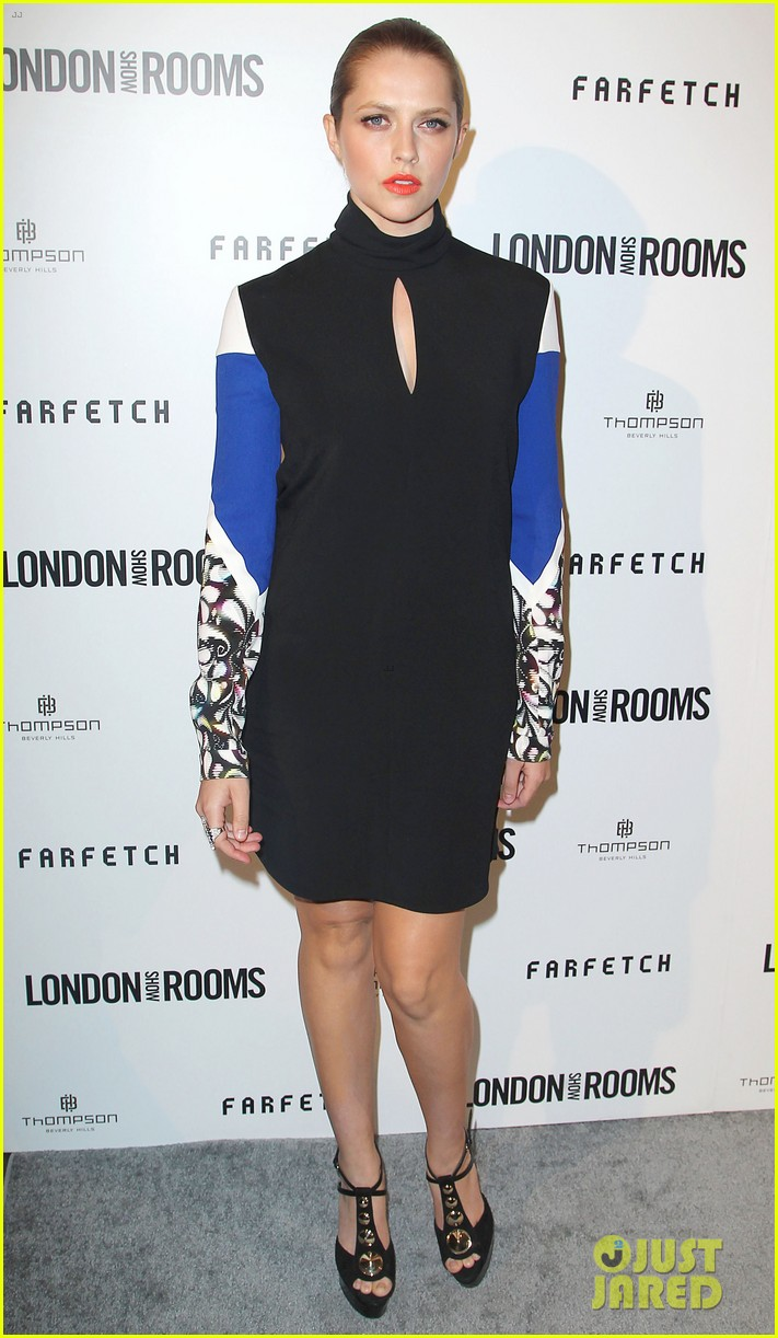 teresa palmer london show rooms l a chic 082846740