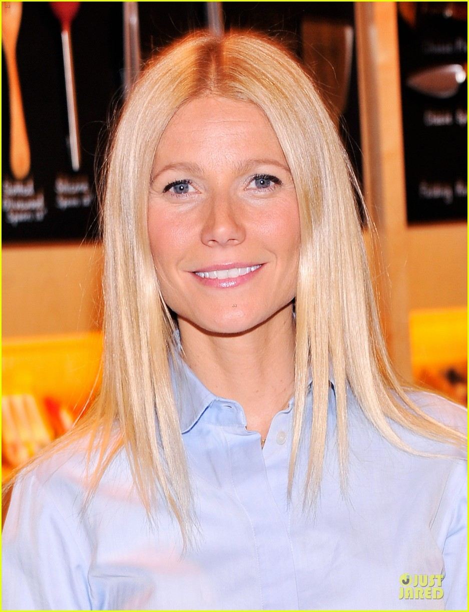 gwyneth paltrow there is no fitness shortcuts 022846321