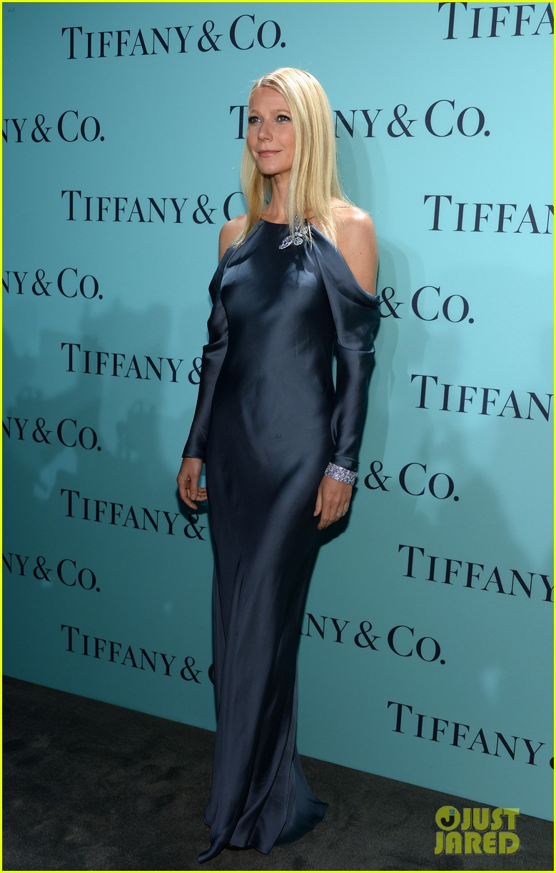gwyneth paltrow sarah jessica parker tiffany blue book gala 132853045
