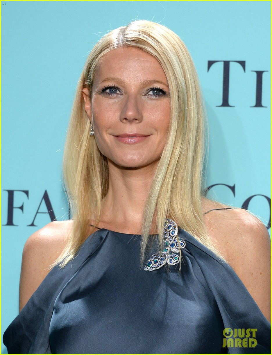 gwyneth paltrow sarah jessica parker tiffany blue book gala 142853046