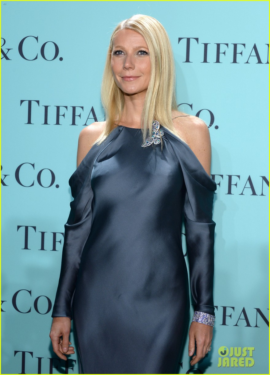 gwyneth paltrow sarah jessica parker tiffany blue book gala 162853048