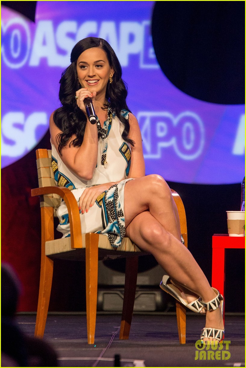 katy perry cell phone dress at ascap expo 042853121