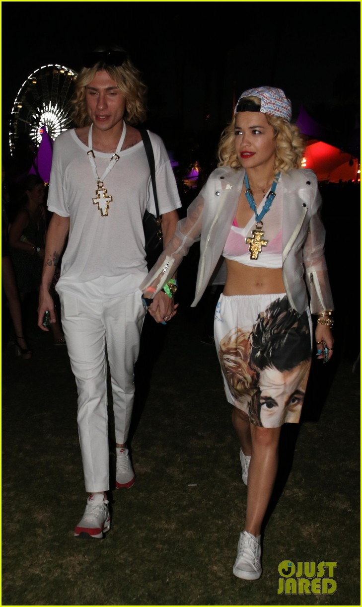 katy perry rita ora lacoste live pool party at coachella 08
