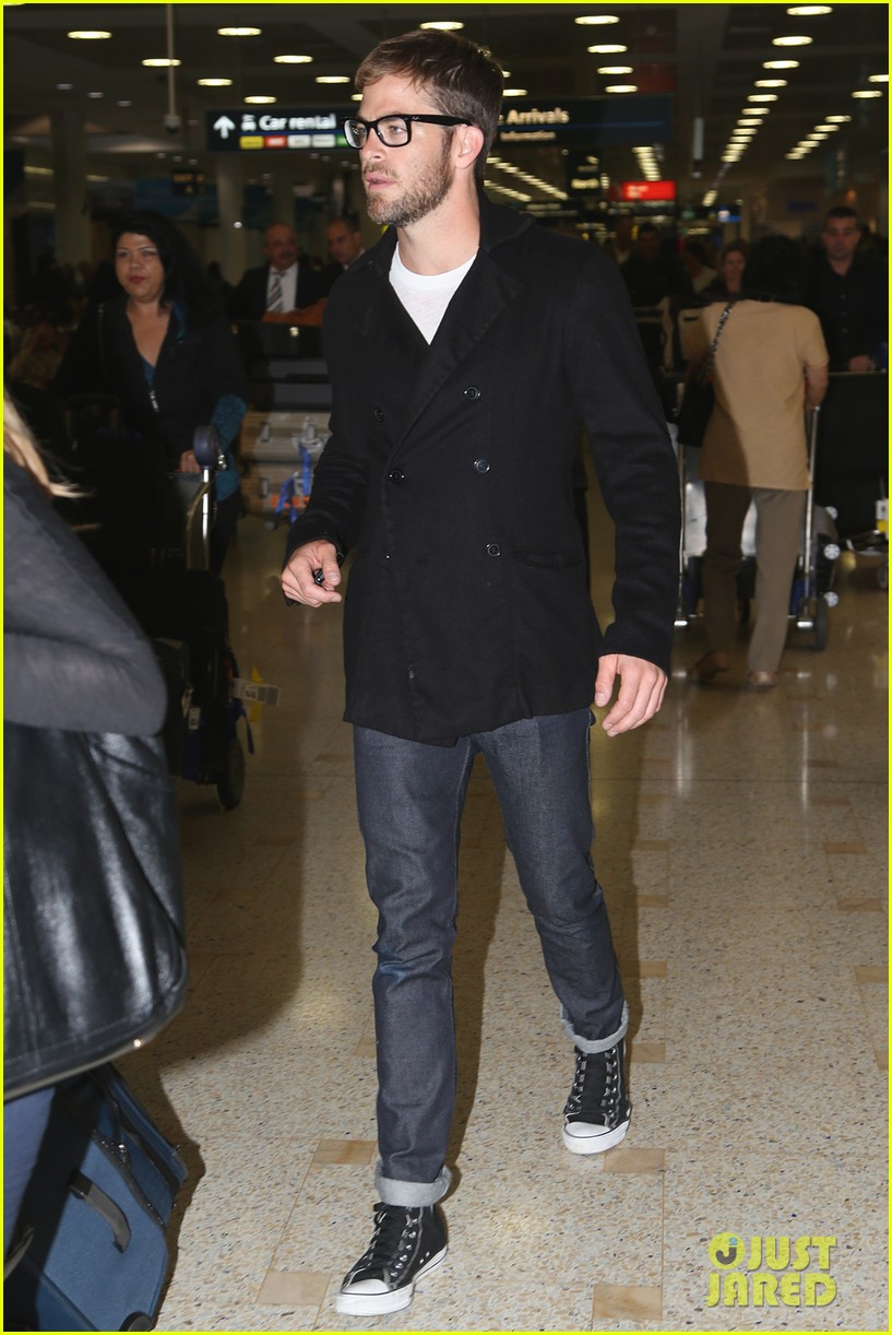 chris pine from los angeles to sydney 102855457