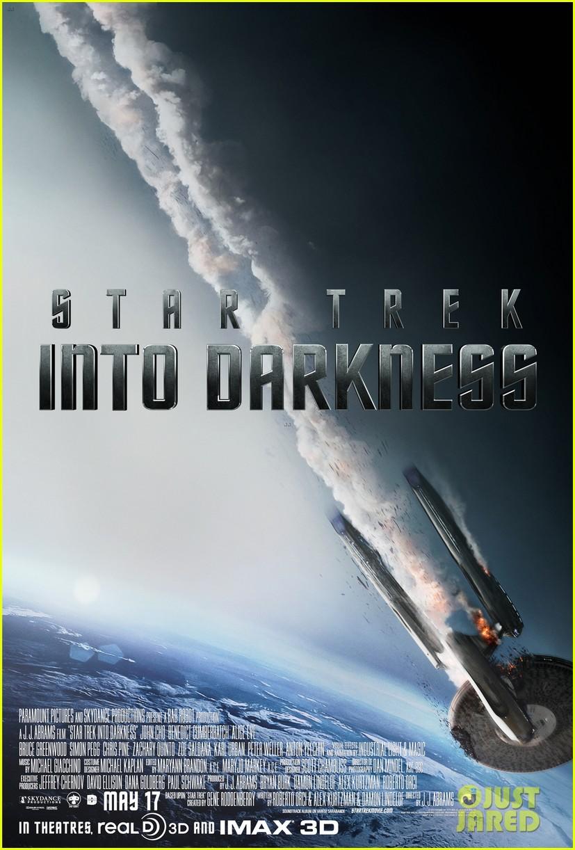 chris pine star trek into darkness trailer posters 032851456