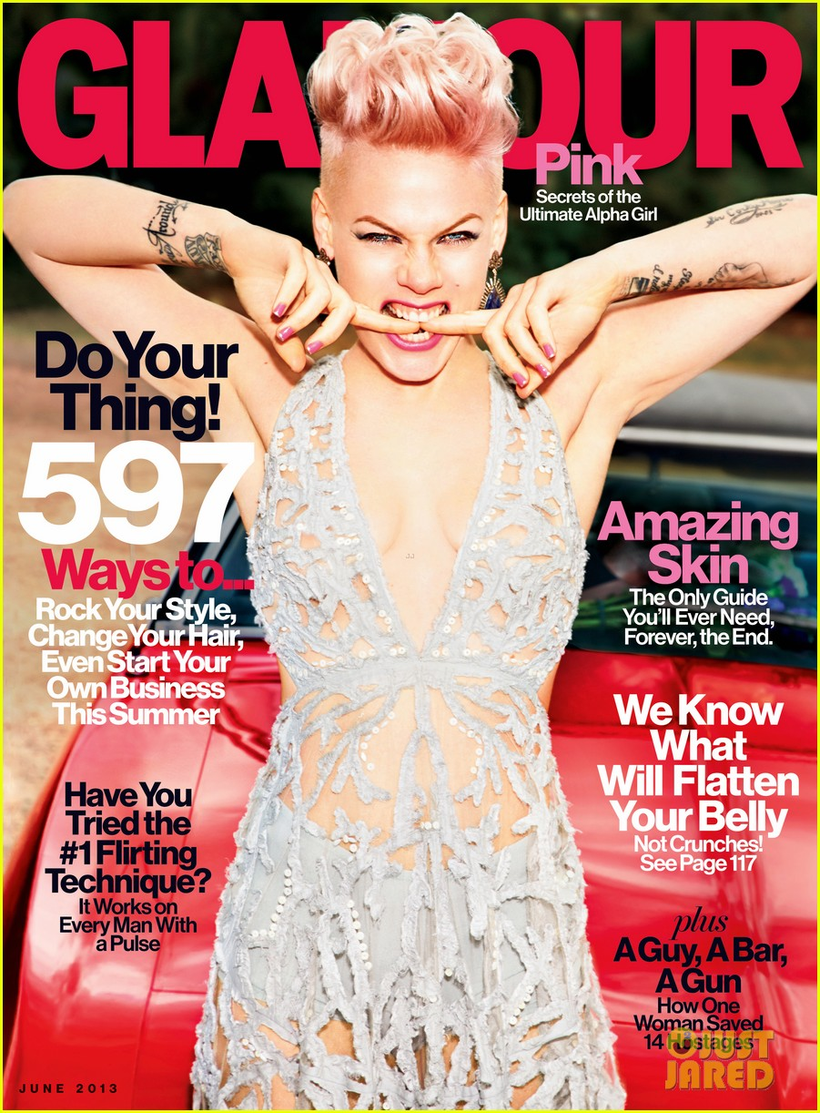 pink covers glamour june 2013 012861213