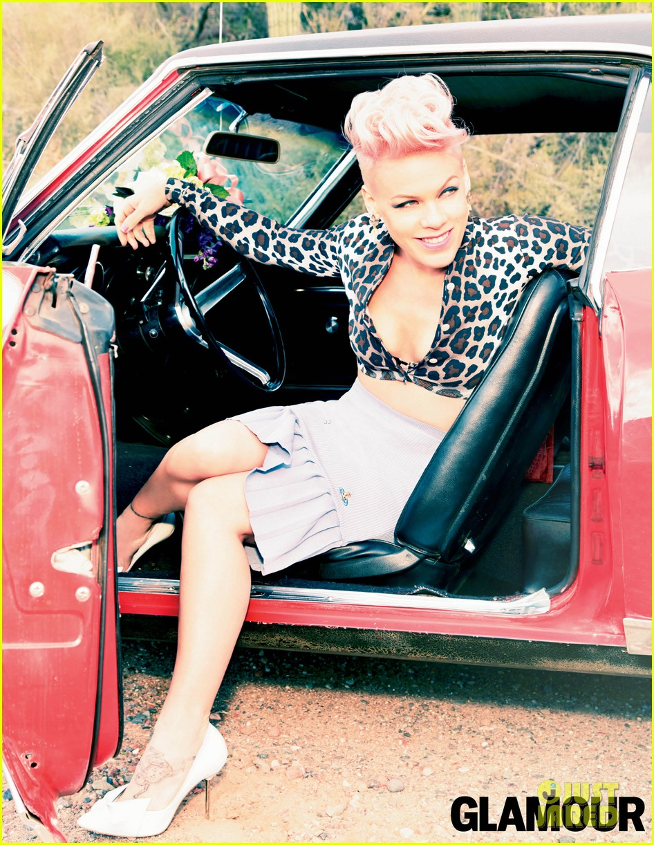 pink covers glamour june 2013 032861215