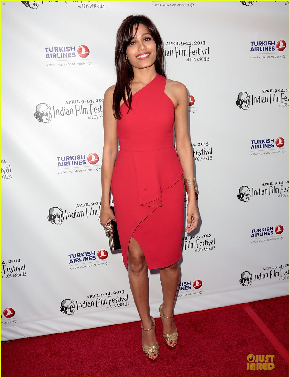 freida pinto indian film festival of los angeles opening night gala 112846577
