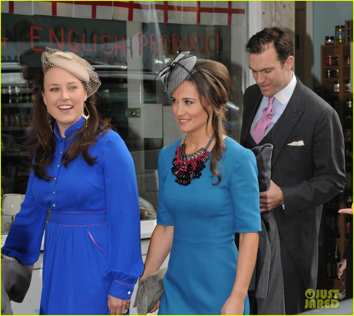 pippa middleton michael marsham lucy beaumont wedding 032859947