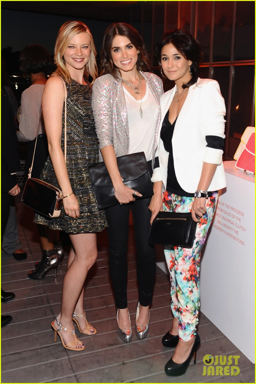 ellen pompeo rosario dawson coachs night of shopping 202847586