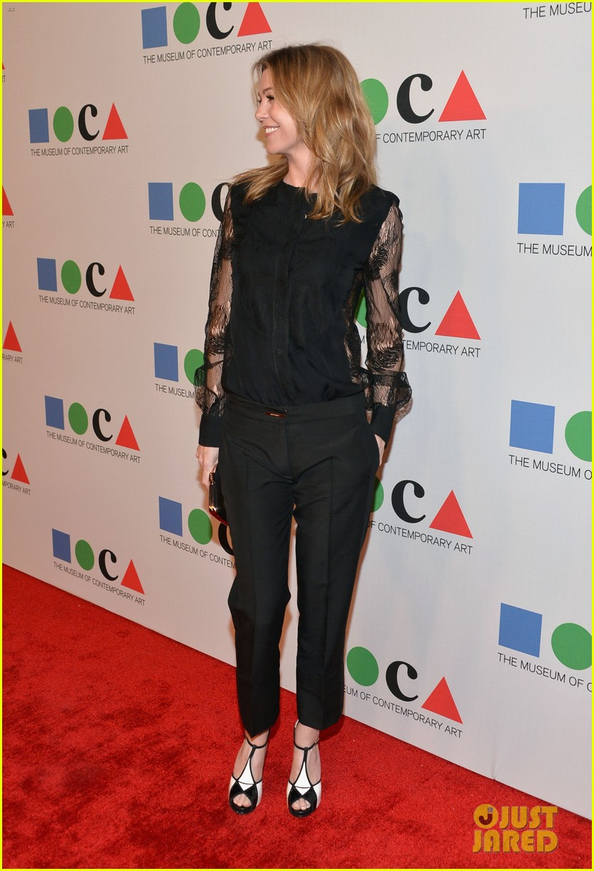 ellen pompeo moca gala 2013 with chris ivery 072854598