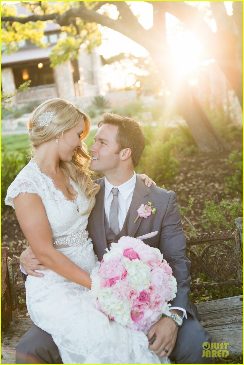 scott porter official wedding photos details 022856293