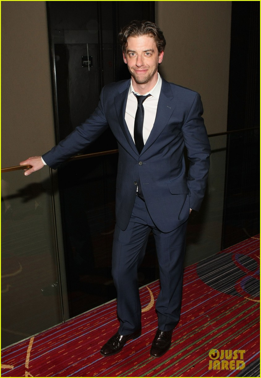 zachary quinto kinky boots broadway opening night 032843713