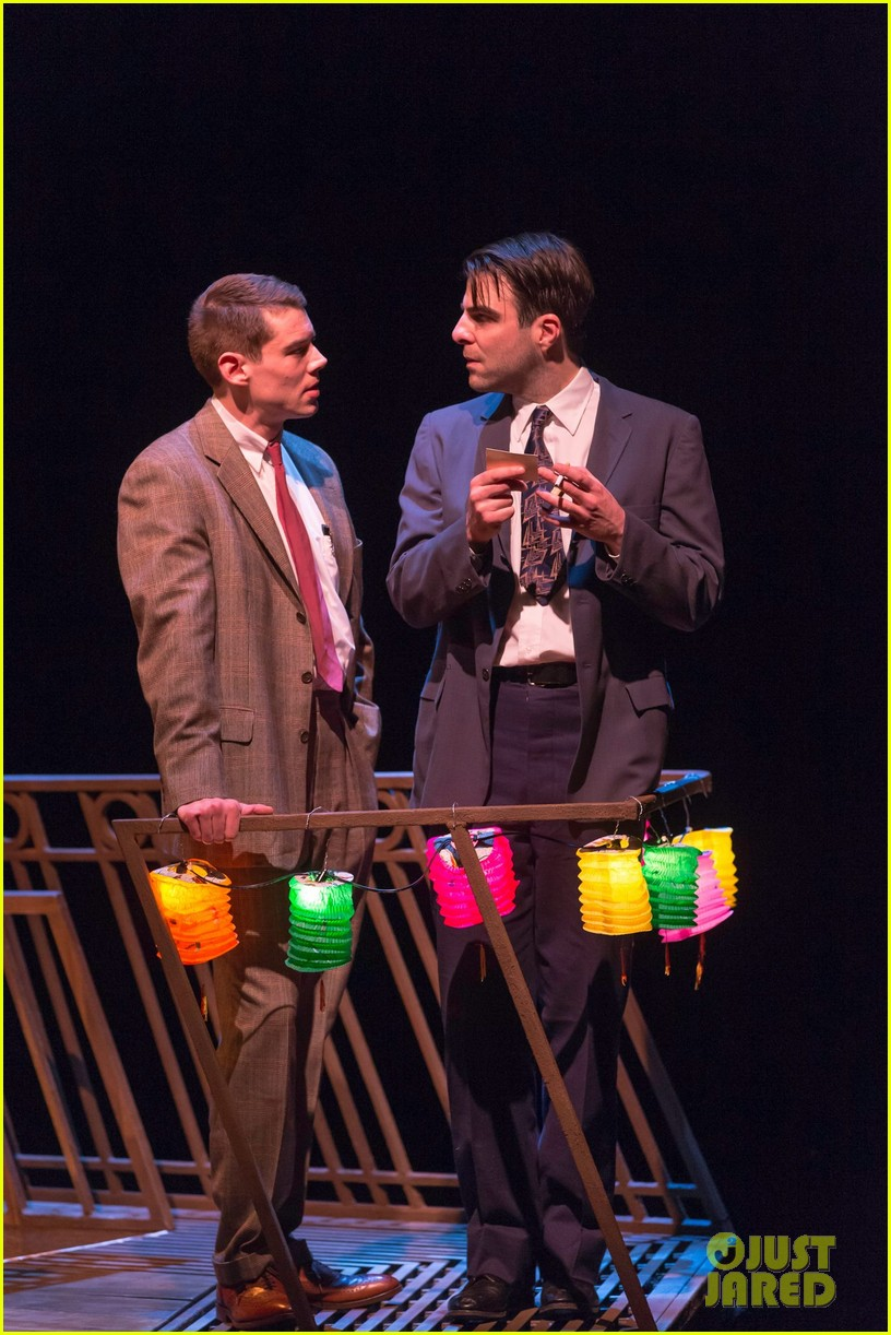 zachary quinto broadway debut in glass menagerie 04