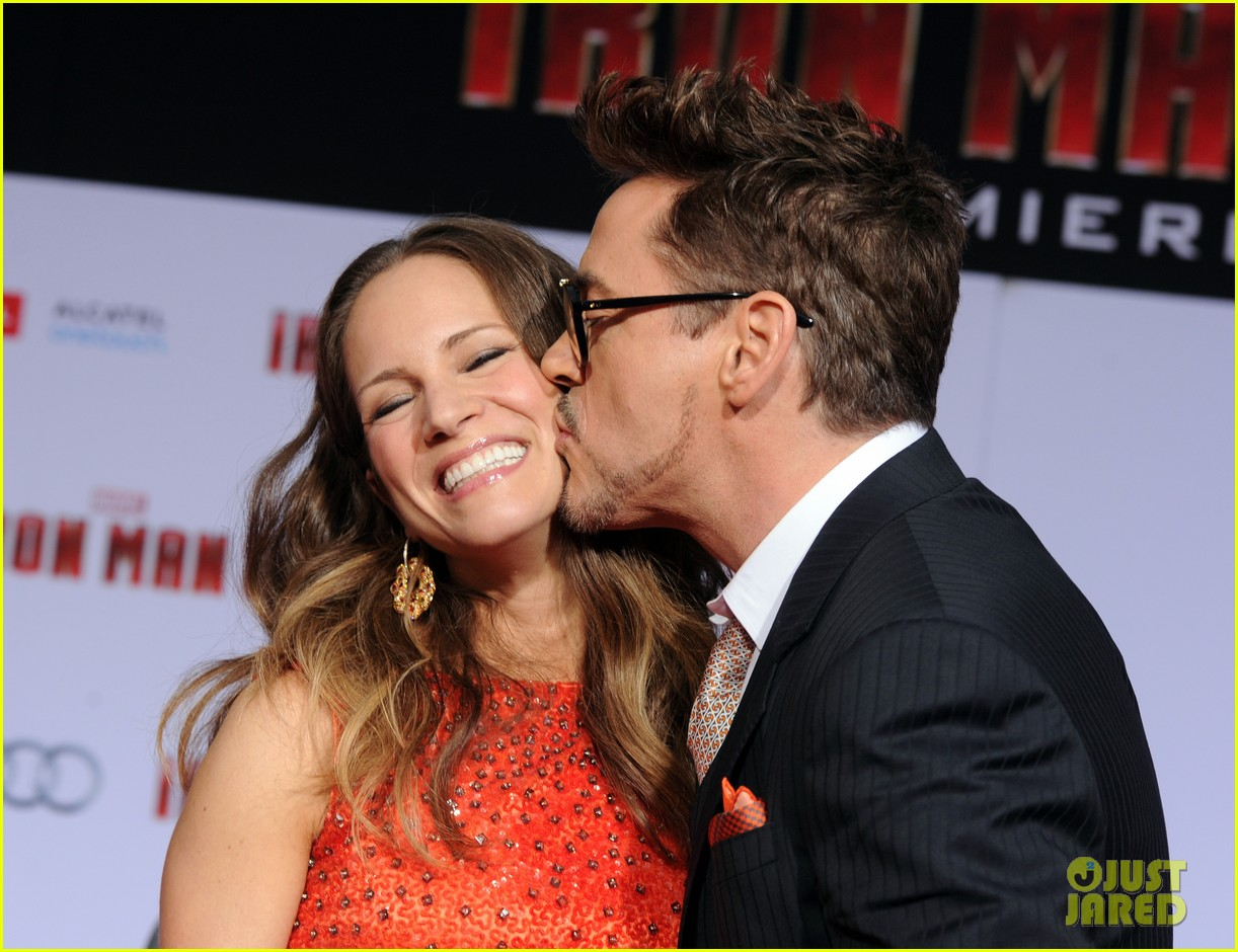 robert downey jr guy pearce iron man 3 premiere 192857584