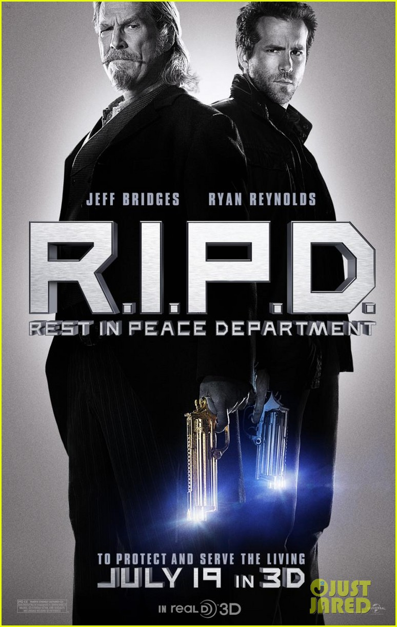 ryan reynolds jeff bridges ripd trailer poster