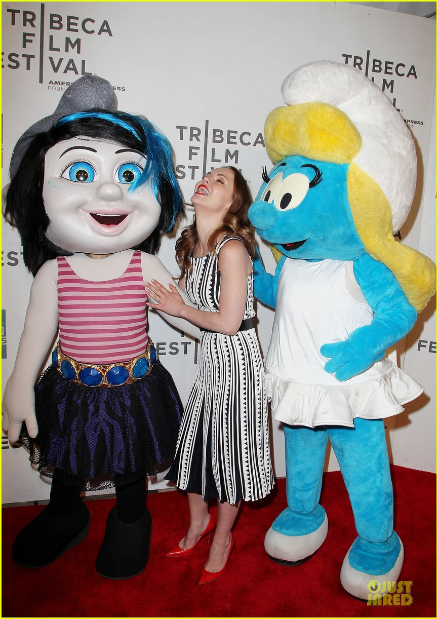 christina ricci the smurfs tribeca screening 222859411