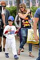 leann rimes eddie cibrian jake baseball game before birthday party 16